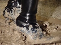 Wet Messy Shoes pictures vol 006
