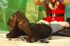 Enjoy! Wet &Messy Scene085