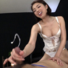 Rich ejaculation and squirting of a man who is squid with amazing tech Risa Kasumi