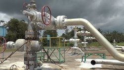 Indonesia Sulawesi Island トンパソ geothermal power (under construction )-1234